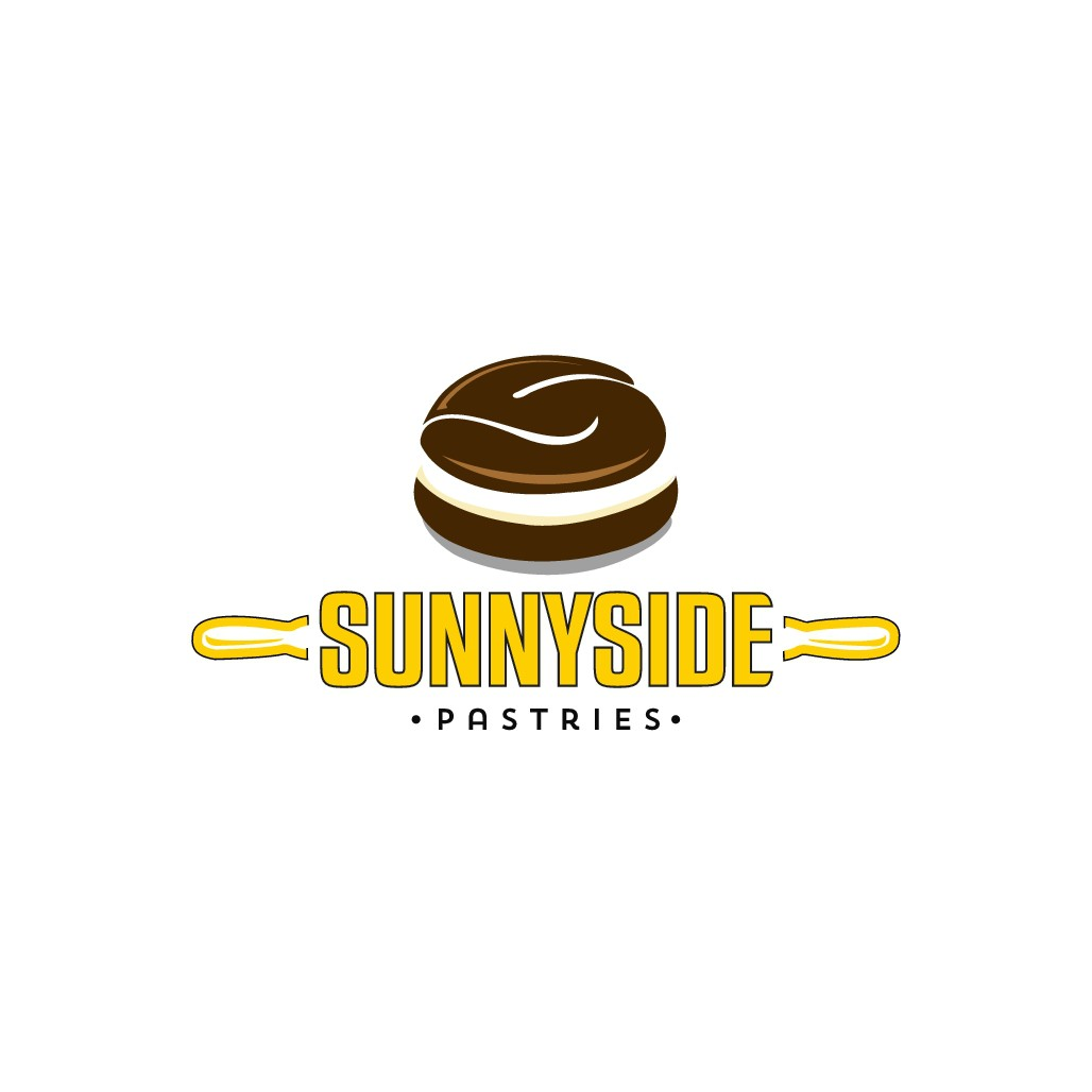Design a modern, but age friendly logo for Sunnyside Pastries