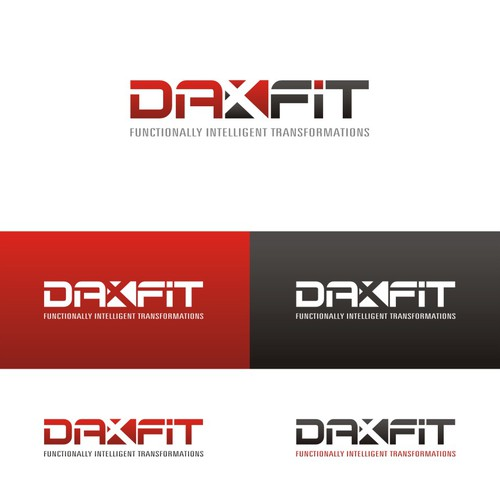 Help DaxF.I.T with a new logo