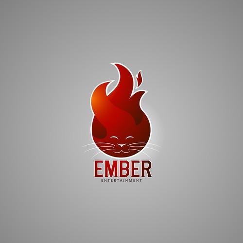 Logo Concept for Ember Entertainment