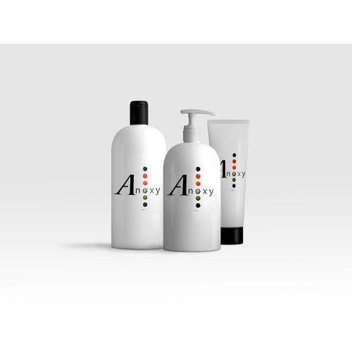 Logo beauty cream