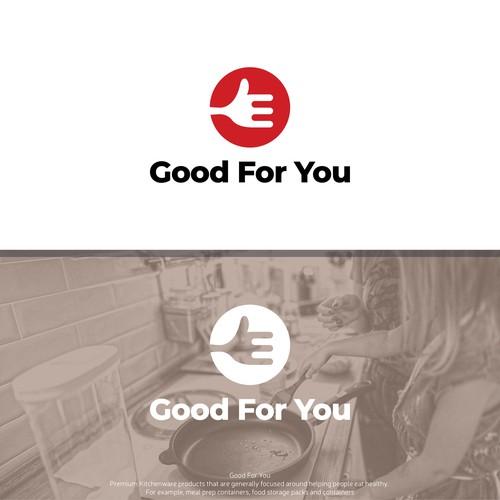 Concept Logo Good For You