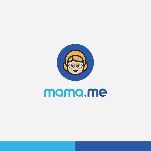 Logo for Mama.me