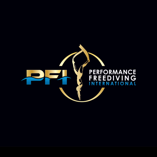 Logo performance freediving