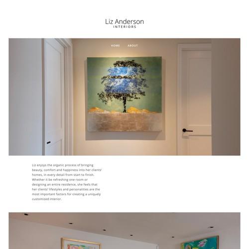 Liz Anderson Interiors