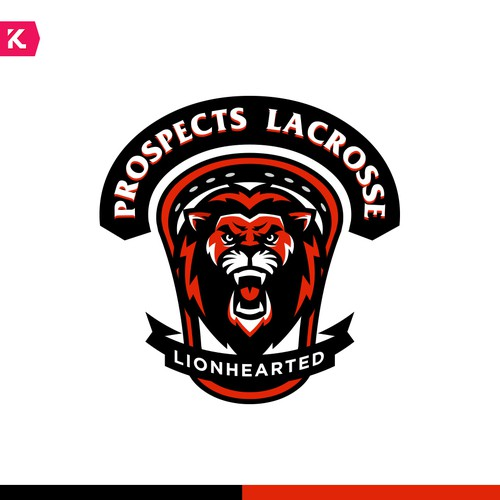 Logo proposal for Lacrosse Camp