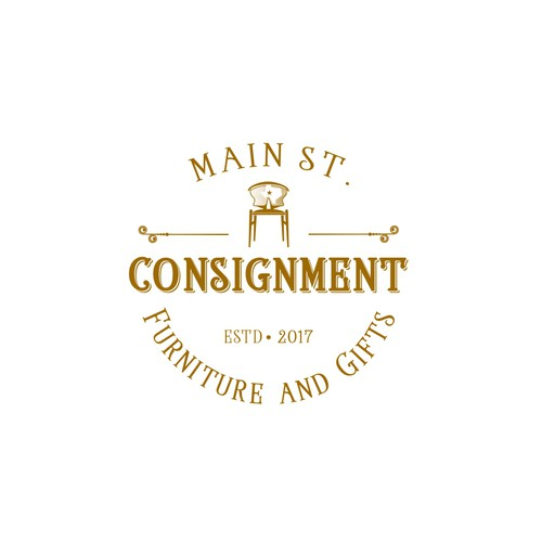 Consignment furniture