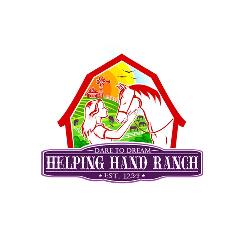 Helping Hand Ranch........Dare to Dream