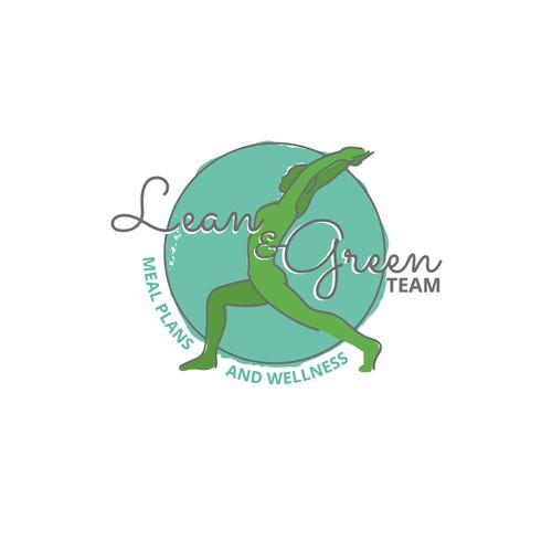 Lean & Green logo