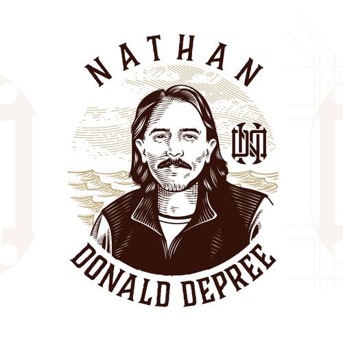 Nathan Don Depree Personal Logo