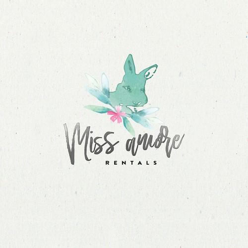 Timeless logo for Missamore rentals