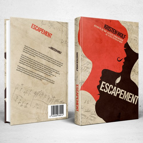 Book cover for Escapement