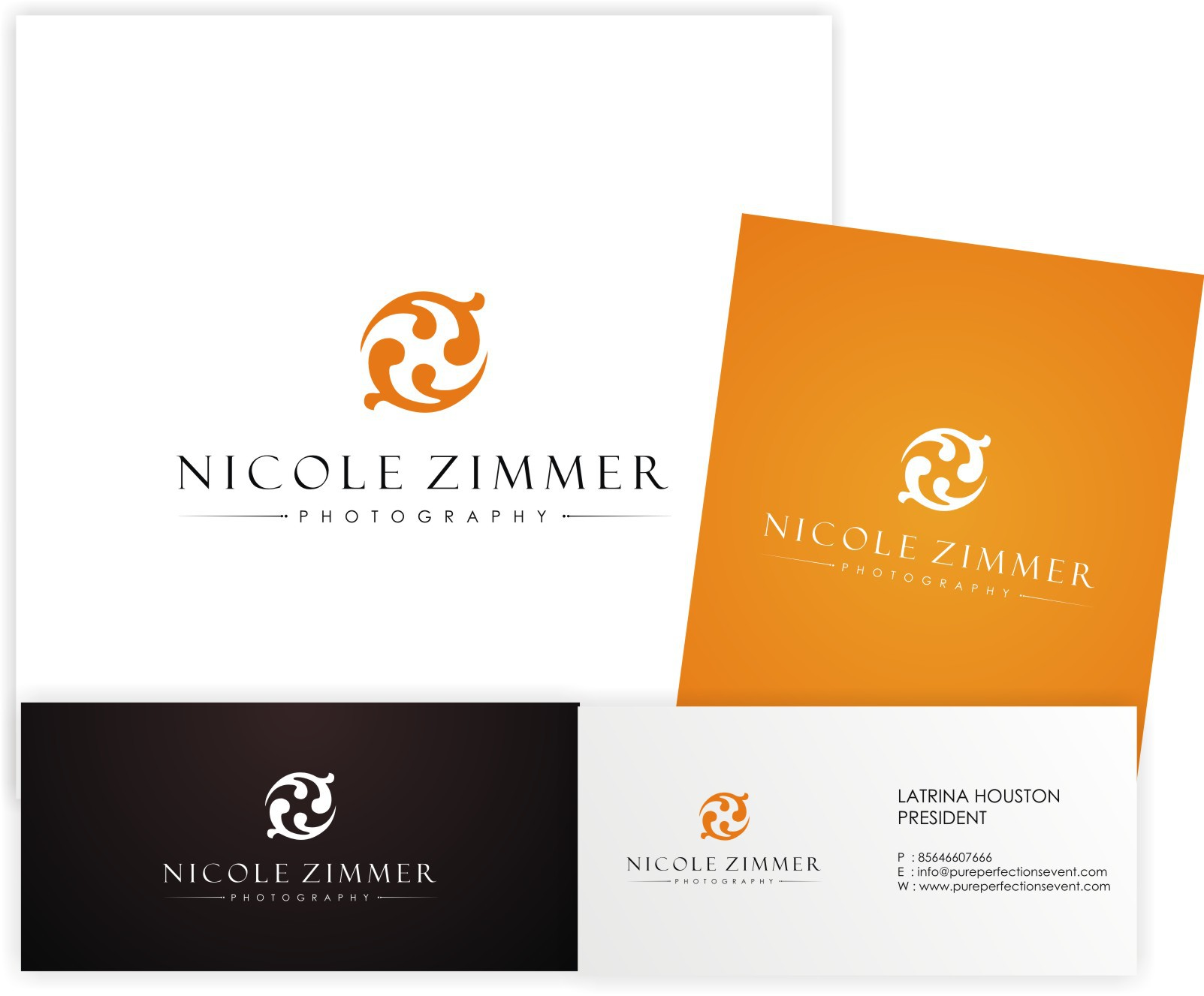 Help Nicole Zimmer Photography with a new logo