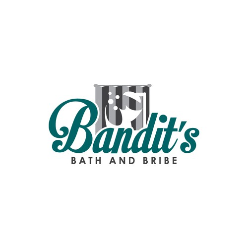 Cool concept for Bandit's Bath & Bribe