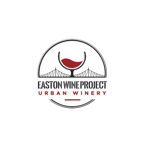 Logo for Easton Wine Project