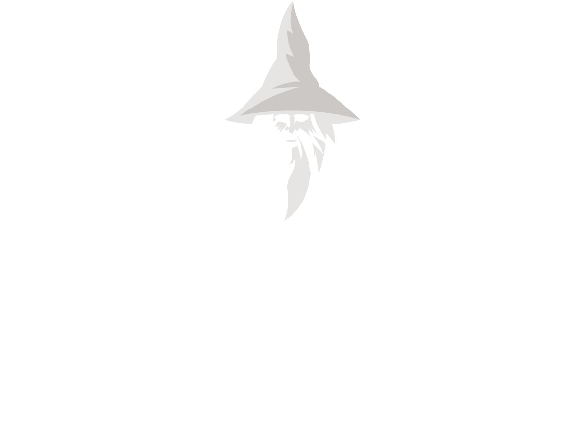 Adding wizard to logo