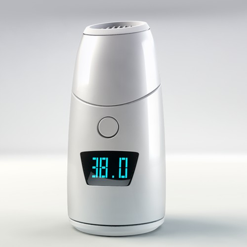 Electronic Vaporizer - Product Concept Design or Sketch