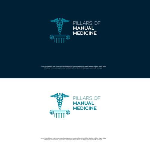 clean logo medicine