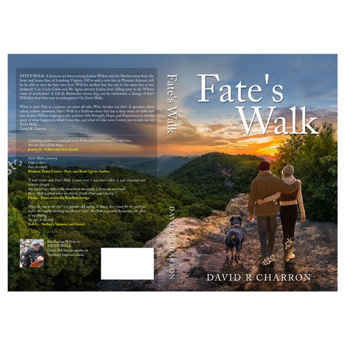 Fate's Walk Book Cover