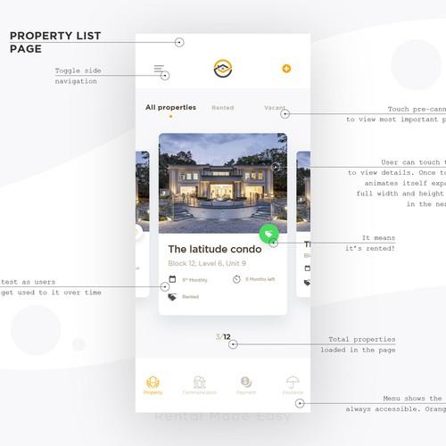 rental app for landlords
