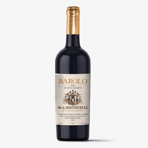 Barolog Wine Label