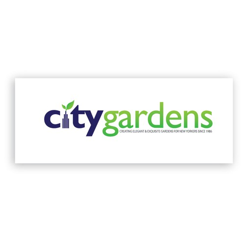 logo for City Gardens of NY