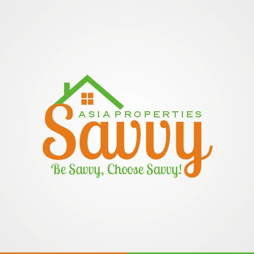 New logo wanted for Savvy~ Asia Properties ( sales, rental, lifestyle products)