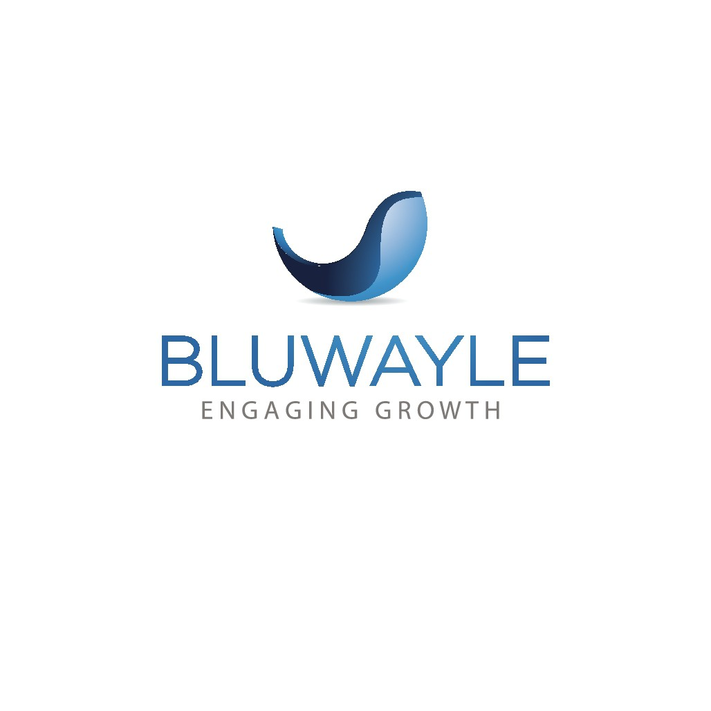 App Logo and Icon for Bluwayle app