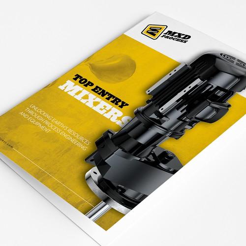 MXD Booklet Design