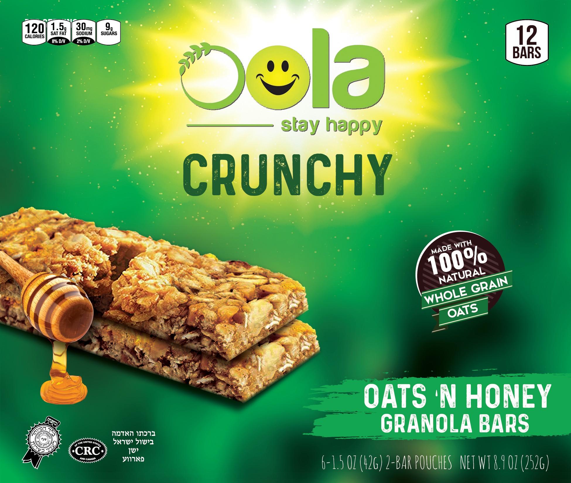 Design a beautiful granola bar box!!