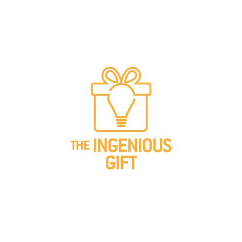 The Ingenious Gift eCommerce store needs a engaging and ingenious logo and social media identity.