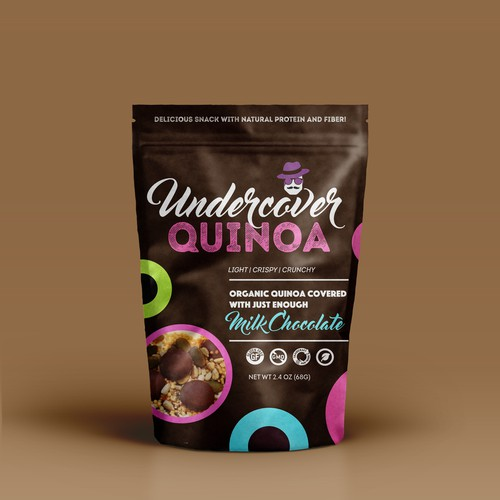 Package Design Organic brand