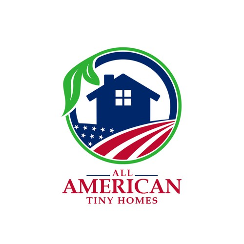 Logo for All American Tiny Homes