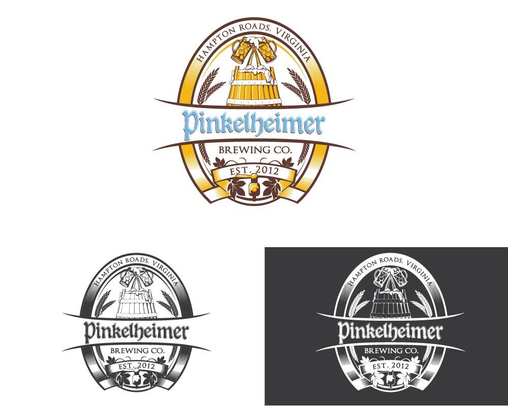Pinkelheimer Brewery - calling all thirsty beer logo designers!