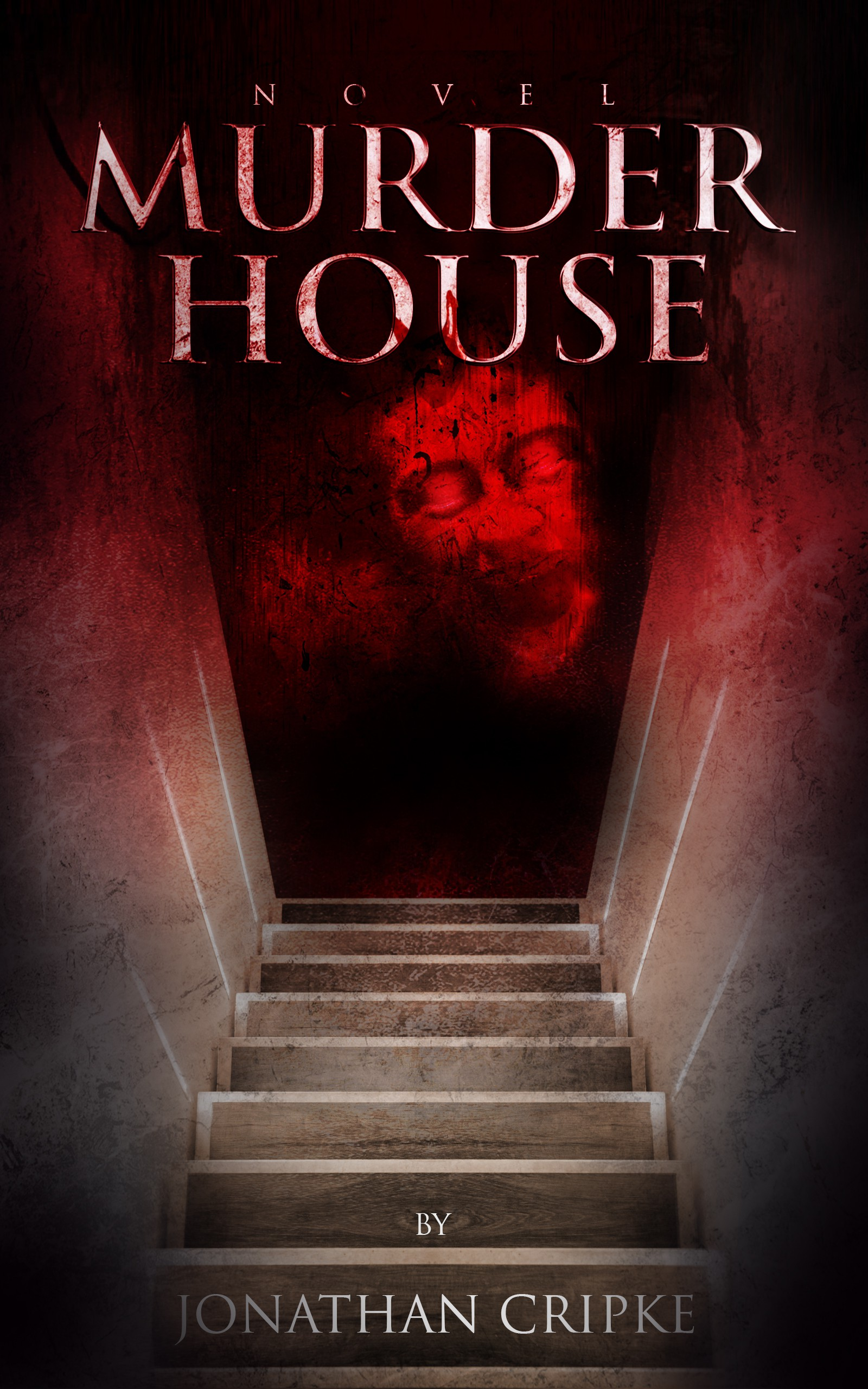 """Name of the book is """"Murder House"""""""