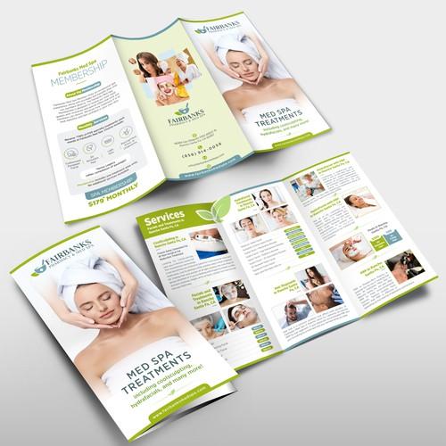 Fairbanks Med Spa Brochure