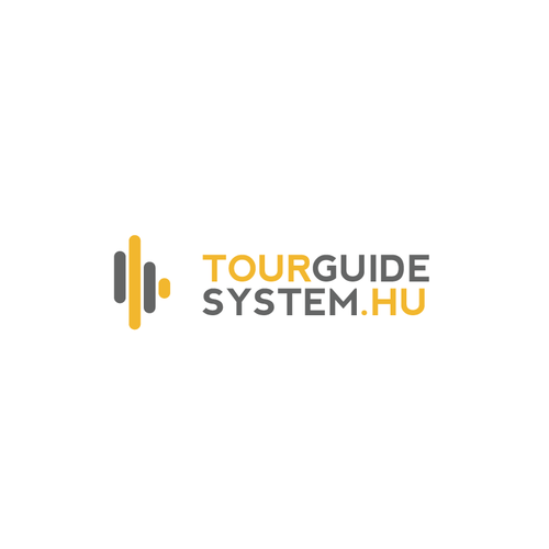 Logo for tour guide devices