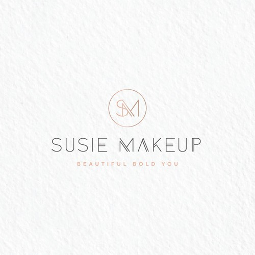 Luxury logo design for Makeup Artist