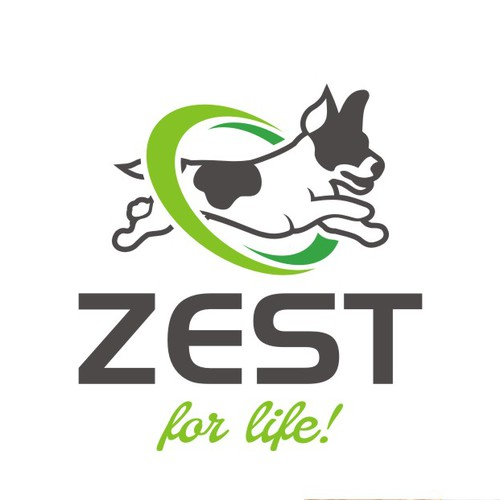 Create a  great logo for Zest dog food