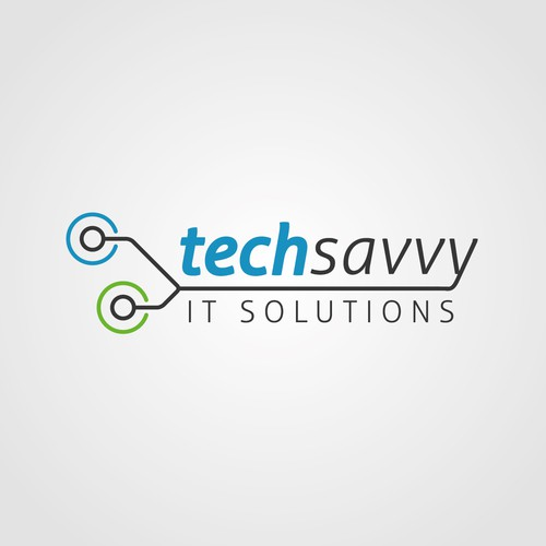 techsavvy Logo Design