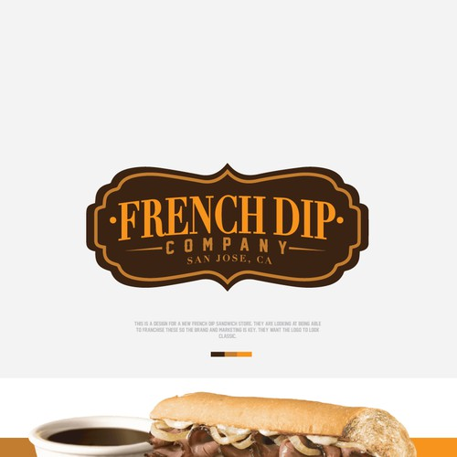 French Dip Design