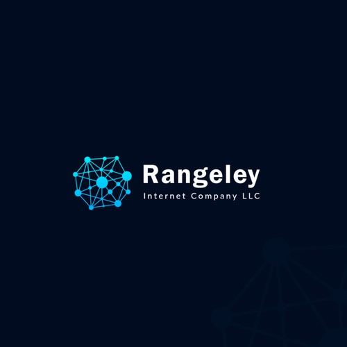 "Logo design for ""Rangeley Internet Company LLC"""