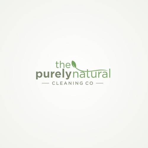 Craft a logo for a new all-natural cleaning biz on a mission to create healthier homes & lives