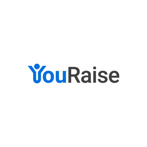 Bold Logo for YouRaise.