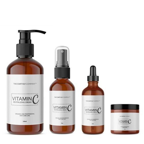Vitain C serum Cosmetics