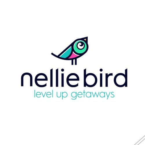 Logo design for Nellie Bird