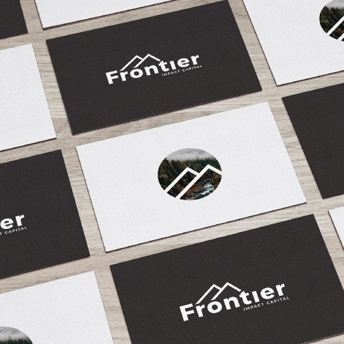 Logo design for Frontier Impact Capital