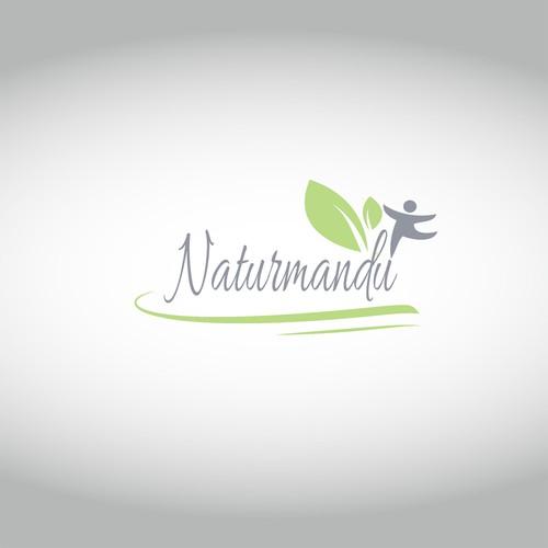 Logo for a nutricional supplemet