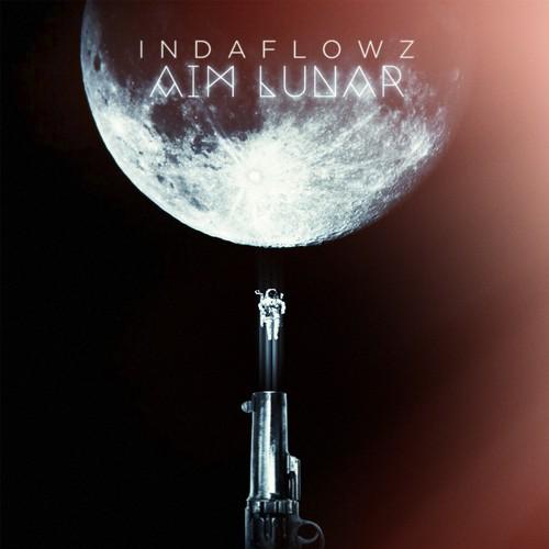 "Album Artwork ""AIM LUNAR"" For Indaflowz"