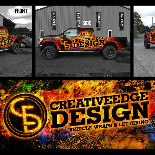 CREATIVE EDGE DESIGN