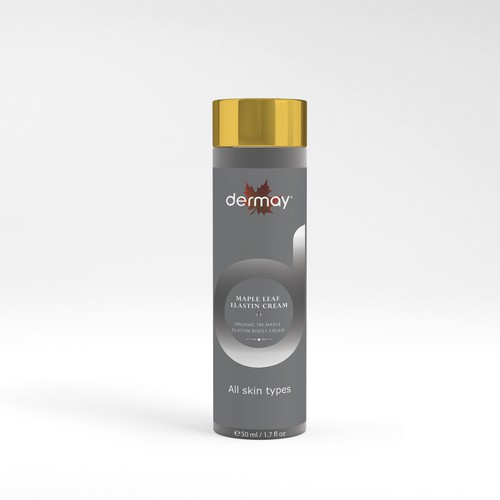 Dermay Skincare Bottle Design - Need Creative Concepts!